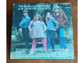The Mamas & the Papas / 16 of Their Greatest Hits