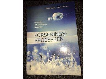 Forskningsprocessen av Henny Olsson och Stefan Sörensen ISBN 9789147100514 - Brunflo - Forskningsprocessen av Henny Olsson och Stefan Sörensen ISBN 9789147100514 - Brunflo