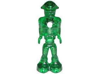 Lego - Figurer - 2st Green Alien Droid Mars Mission - Nya - Uddevalla - Lego - Figurer - 2st Green Alien Droid Mars Mission - Nya - Uddevalla