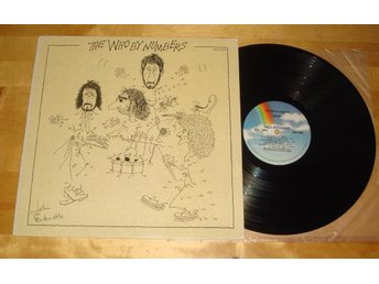 WHO - The Who By Numbers, (Can-LP)