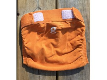 G-diapers G-pant Great Orange stl M inkl pouch