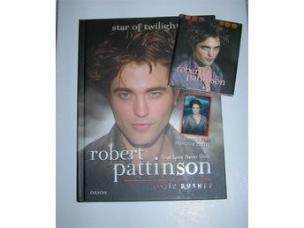 NYTT ~ ROBERT PATTINSON ~ RIKT ILLUSTRERAD ~ INTERVJUER ~ TWILIGHT ~