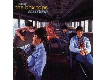 Box Tops: Soul deep / Best of... 1967-70 (CD) - Nossebro - Box Tops: Soul deep / Best of... 1967-70 (CD) - Nossebro