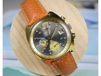 Vintage Watch Omega Seamaster Chronograph Lemania Men 1970-1979