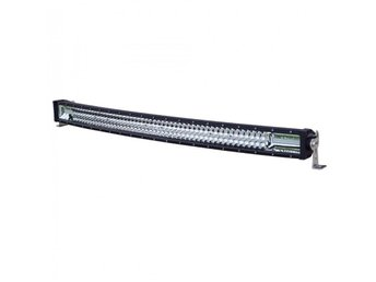 324W LED ramp Tripplerow curved -107cm
