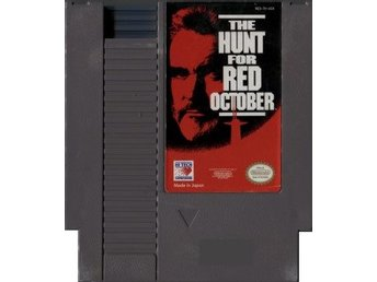 NES - Hunt for Red October (USA) (Beg)
