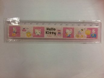 Hello Kitty linjal