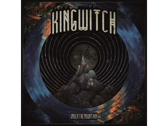 King Witch: Under the mountain (Blue) (Vinyl LP)