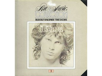 THE DOORS - THE BEST OF THE DOORS (ART & MUSIC COLLECTION) LP