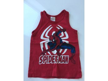 SPIDERMAN linne stl 86/92