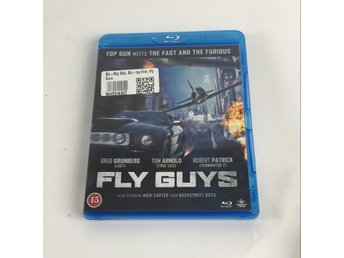 Blu-Ray Disc, Blu-ray Film, Fly Guys