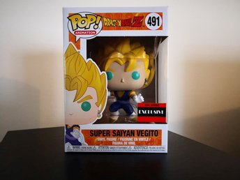 Super Saiyan Vegito Funko Pop