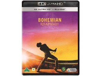 Bohemian Rhapsody 4K UHD + BluRay