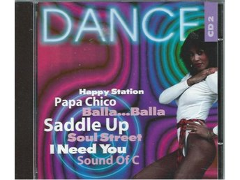 DANCE VOL 2 - FUN FUN , DAVID CHRISTIE , DEBARGE , TONY ESPOSITO , B.V.S.M.P....
