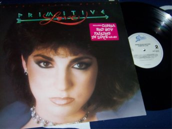 MIAMI SOUND MACHINE - PRIMITIVES LP 1985