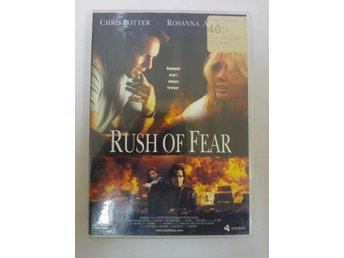 DVD - Rush Of Fear