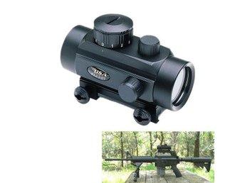 Original BSA RedDot Rödpunktsikte kikarsikte - 30mm - Hong Kong - Original BSA RedDot Rödpunktsikte kikarsikte - 30mm - Hong Kong
