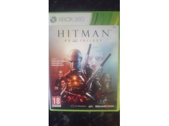 Hitman hd trilogy Xbox 360