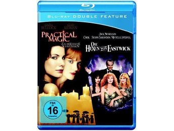 Magiska Systrar & Häxorna i Eastwick (Blu-ray!) Sandra Bullock, Jack Nicholson - Norrsundet - Magiska Systrar & Häxorna i Eastwick (Blu-ray!) Sandra Bullock, Jack Nicholson - Norrsundet