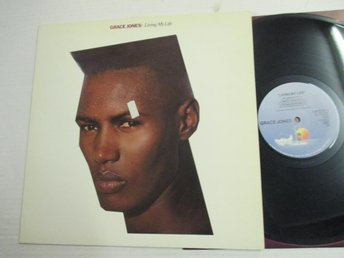"Grace Jones ""Living My Life"""