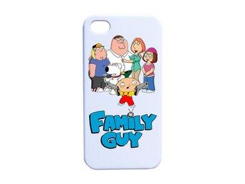 Family Guy iPhone 4 / 4S Mobilskal - Karlskrona - Family Guy iPhone 4 / 4S Mobilskal - Karlskrona