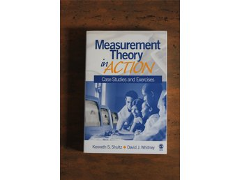 Measurement Theory in Action - Kenneth S. Shultz & David J. Whitney, 2005