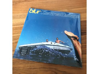 Blur- The Great Escape, 2 LP - NY
