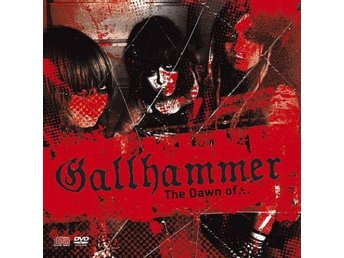 Gallhammer -Dawn o cd/dvd Japanese female vers of Hellhammer