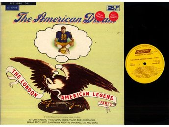 VARIOUS - THE AMERICAN DREAM - GF - 2-LP