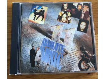 Absolute Music 11 cd 1991 Roxette Ledin Orup Scocco