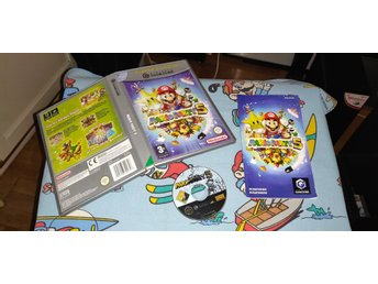 Mario Party 5 till GameCube! 1kr