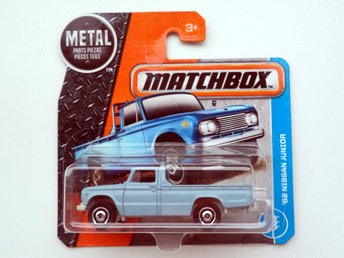 Matchbox - 1962 Nissan Junior