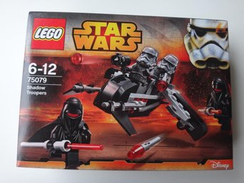 Star Wars Lego 75079 Shadow Troopers - Se Beskrivning