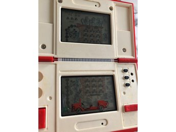 Mickey & Donald Game & Watch