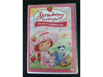 DVD- skiva Strawberry shortcake