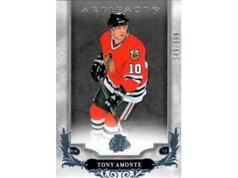 2018-19 Artifacts 149 Tony Amonte Chicago Blackhawks Legends 189/599