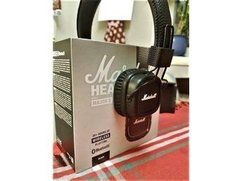 Trådlösa Marshall Major II Headphones Hörlurar .. (336163680) ᐈ Köp ... 1a550dc1f4b91