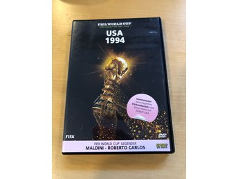 DVD  - FIFA WORLD CUP: USA 1994