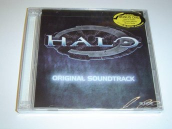 Halo Original Soundtrack Musik *NYTT*