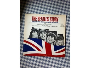 The Beatles´ Story, ovanlig dubbel-LP