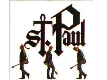 St. Paul– Down To The Wire (1990) CD, MMG AMCY-126, Japan w/OBI, Like New - Ekerö - St. Paul– Down To The Wire (1990) CD, MMG AMCY-126, Japan w/OBI, Like New - Ekerö