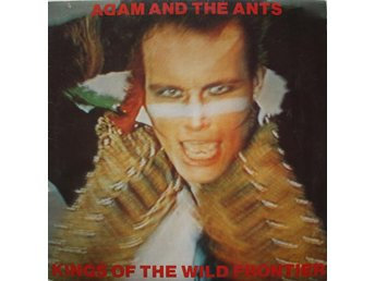 Adam & The Ants Kings of the wild frontier - Orsa - Adam & The Ants Kings of the wild frontier - Orsa