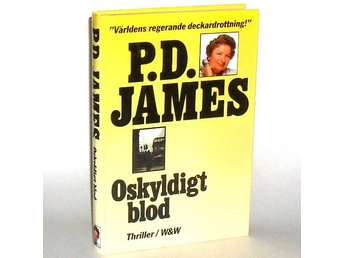 Oskyldigt blod : [thriller] : James P. D.