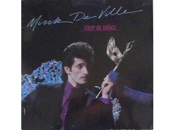 Mink DeVille title* Coup De Grâce* Rock, Blues Rock Scandinavia LP - Hägersten - Mink DeVille title* Coup De Grâce* Rock, Blues Rock Scandinavia LP - Hägersten