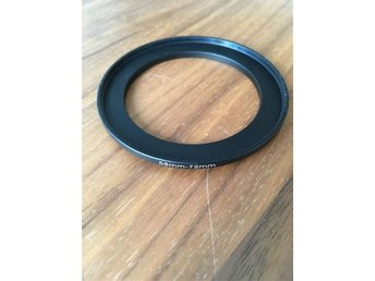 Step Up Ring 58-72 mm