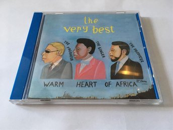 CD The Very Best - Warm heart of Africa - Nacka - CD The Very Best - Warm heart of Africa - Nacka