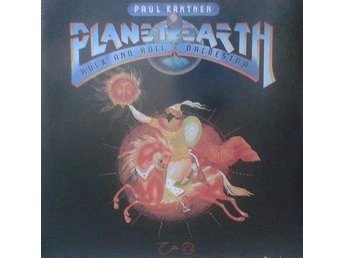Paul Kantner titel* Planet Earth Rock And Roll Orchestra* EU LP