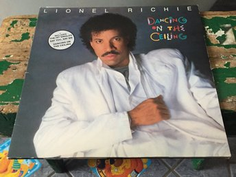 LIONEL RICHIE DANCING ON THE CEILING 1986 SKICK MVG