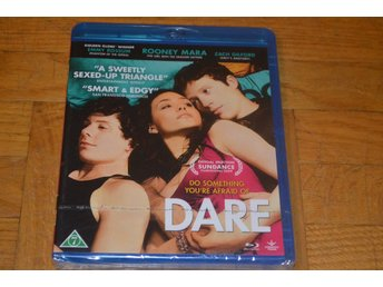 Dare ( Rooney Mara ) - Bluray Blu-Ray INPLASTAD - Töre - Dare ( Rooney Mara ) - Bluray Blu-Ray INPLASTAD - Töre