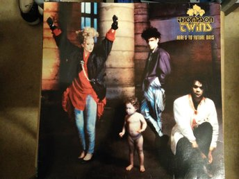 Thompson Twins - Here's To Future Days, LP